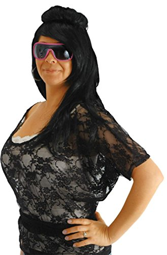 Snooki Costumes (Guidette Kit Costume Accessory)