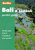 Bali and Lombok Pocket Guide, Berlitz Editors, 2831562880