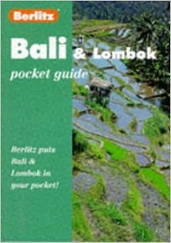 Bali and Lombok (Berlitz Pocket Guides)