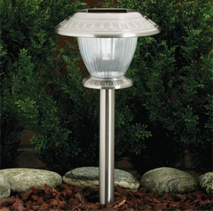 Westinghouse set of 12 premium led solar lights w 3 settings westinghouse set of 12 premium led solar lights w 3 settings stainless steel aloadofball Image collections