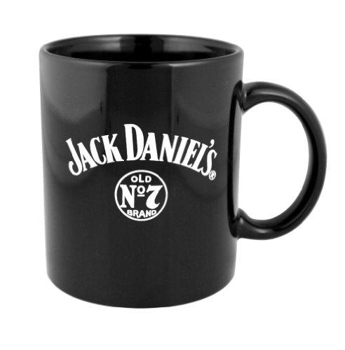 Jack Daniel's Licensed Barware Coffee Mug (Jack Daniels Glassware)