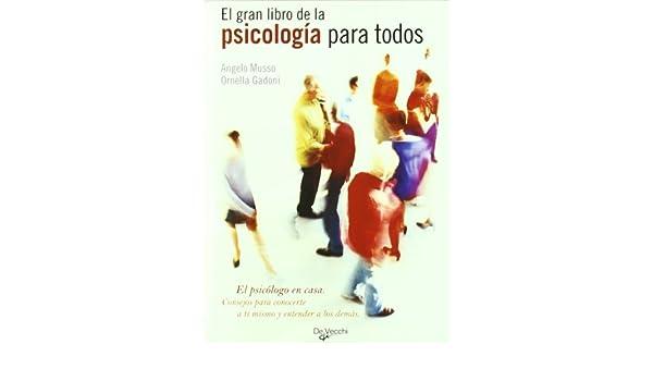 El Gran libro de la psicologia para todos: Agapea ...