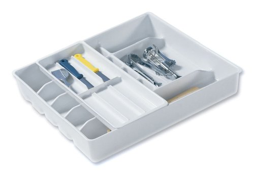 Better Houseware Extra Large 13-Compartment Organizer with Sliding Tray