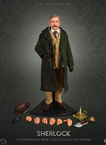 Big Chief studio 1/6 Sherlock The Abominable Bride Dr. John Watson