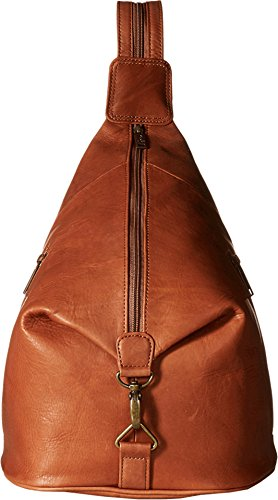 Scully Unisex Travel Sling Tan One Size by Scully