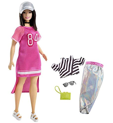 Boneca Barbie Fashionistas - 101 Hot Mesh Doll