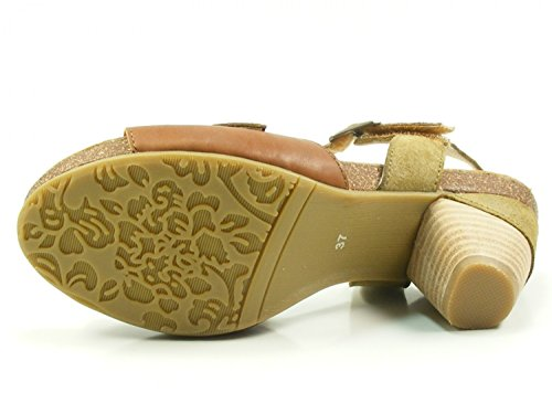 Braun Vita Dax 10 Femme Sl235 Mode Laura Sandales 10 6wz8Awfq
