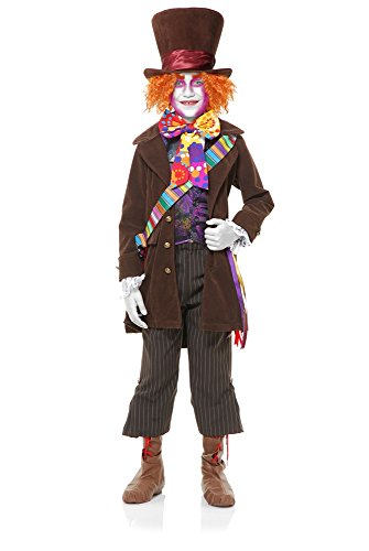 Electric Mad Hatter Adult Costume - Plus Size 1X]()