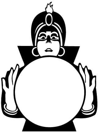 Leon Online Box Fortune Teller Predict - Vinilo Adhesivo Tribal ...