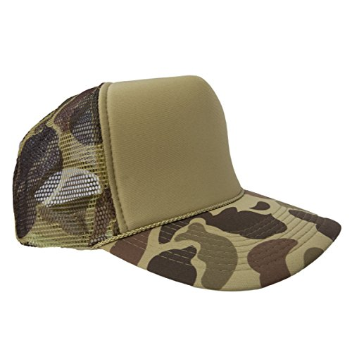 [Hunting Gifts For Men - #1 Hunting Hat, Camo Hunters Hat Green,! Best For Trout & Salmon Fishing, Deer & Duck Hunting Or Simply Becasue You're a REAL Man. ON] (Funny Hats For Sale)