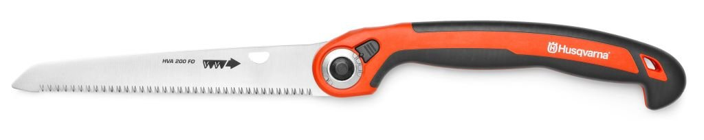 Husqvarna 200Fo Folding Straight Pruning Hand Saw Blade
