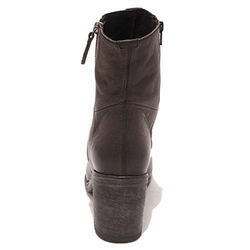 Grigio Donna Scuro Woman Boot Tronchetto Oxs Stivaletto 1594p Awqzfw