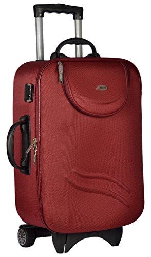 Trekker Polyester Matty 50 cms Red Softsided Cabin Bag  TTB TREAT20 RED