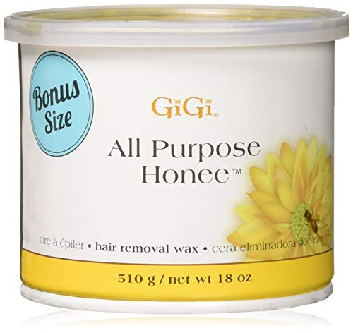 Gigi All purpose honee wax 16oz, 16 Ounce
