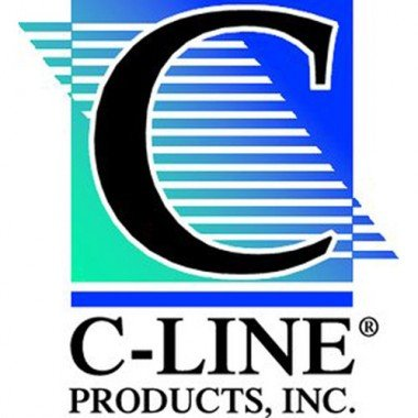 CLI41922 - C-line Shop Ticket Holder With Hanging Strap by C-Line (Image #3)