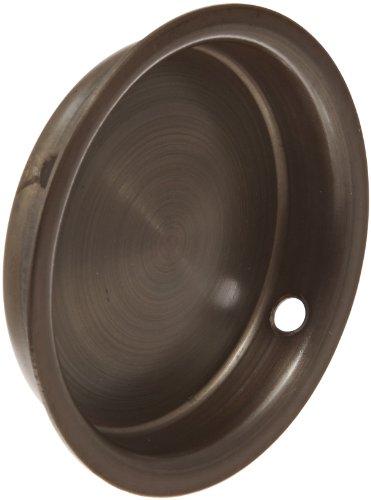 (Rockwood 860.10B Brass Flush Cup Pull, 2-1/2