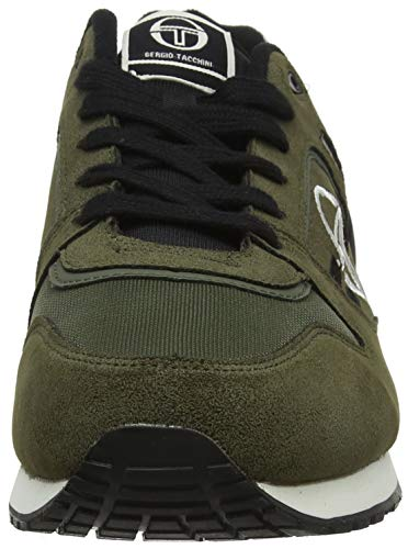 Sonic Baskets Hommes Authentic Tacchini 04 Pour Sergio Vert green EOqBHxvw