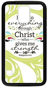 Philippians bible SamSung Galaxy S5 phone case case cover