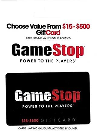Amazon.com: GameStop Gift Card $100: Gift Cards
