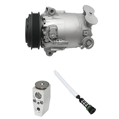 RYC Remanufactured AC Compressor Kit KT AC78