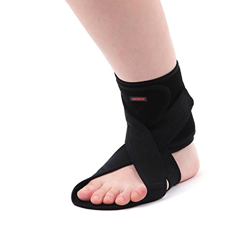 AIDER Dropfoot Brace Type 3, Size (Free Size_Left)