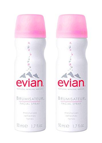 Evian Facial Spray 1 7 Travel