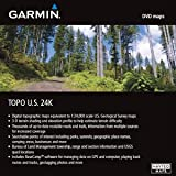 Garmin TOPO U.S. 24K West - Digital Map - North America - United States Of America - Driving, Fishing, Boating (Catalog Category: GPS ACCESSORIES)