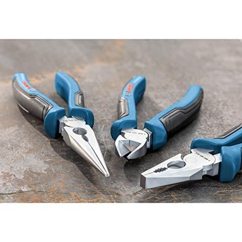 Bosch Professional - Set de 3 alicates (160 mm/180 mm/200 mm): Amazon.es: Bricolaje y herramientas