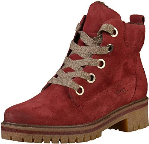 Bordeaux Jackson STF Rangers Boots ara Femme YqUSFX