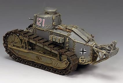Amazon Com King Country Ws319 Renault Ft 17 121 Toys Games