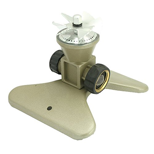A5006 Backyard Watering Sprinkler Coverage