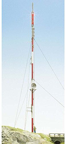 Busch 5965 Transmitter Tower Set HO Structure Scale Model Structure