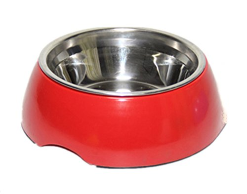 [Uniquorn Durable Combo Stainless Steel Pet Bowl Can Be Split Using Cat Bowl Bowl Bowl] (Amazing Spider Man Theatrical Costumes)