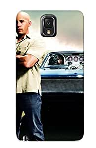 Catenaryoi Durable Defender Case For Galaxy Note 3 Tpu Cover(fast Furious 6) Best Gift Choice