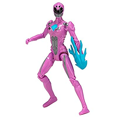 Power Rangers Mighty Morphin Movie 5-inch Pink Ranger Action Figure: Toys & Games