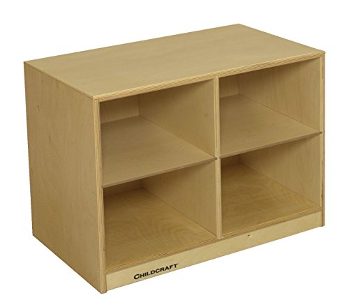 Childcraft 4 Big Tub Cubby Units by Child Craft