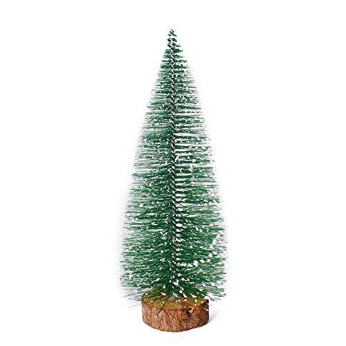 Elegante Mini árbol de Navidad Festival Hotel Oficina Hogar Decoración Decoración Regalo, 30CM