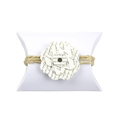 White Pillow Boxes - 7