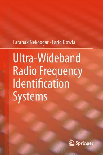 Ultra-Wideband Radio Frequency Identification Systems (Information Technology: Transmission, Processing and Storage)