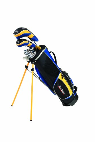 Tour Edge Jr. Bazooka GeoMax Set (Right-Handed 4×1 5-8 Years with Bag), Outdoor Stuffs