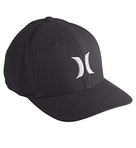 info for 6de74 0d99e Hurley Men s Dr-fit One   Only Flexfit Baseball Cap