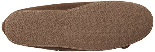 Ruby and Ed Ruby & ED Moose Suede, Women's Slippers Brown (Moose)