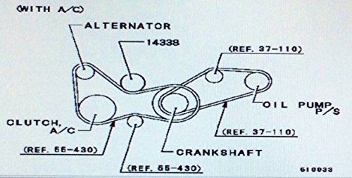 3000gt alternator - 6