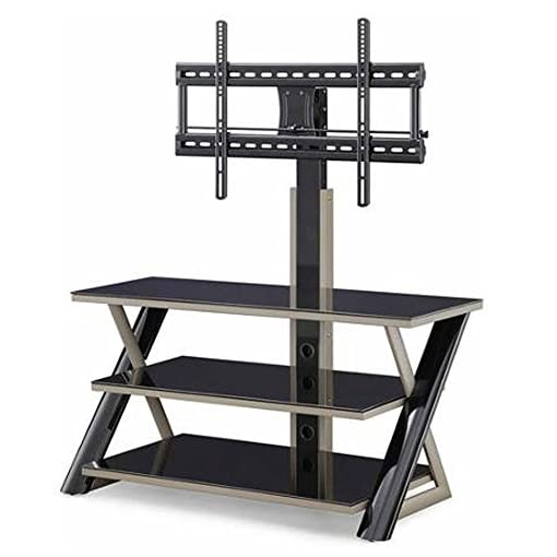 Whalen Flat Screen Tv Stand For Up To 50 Tvs 3 In One With