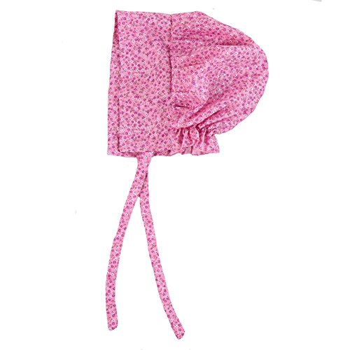 Making Believe Women's Simple Bonnet (One Size, Pink)