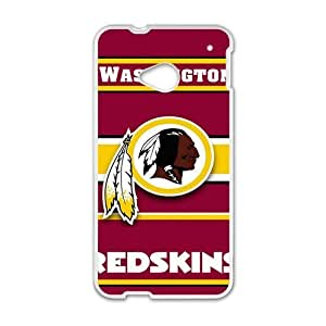 washington redskins Phone Case for HTC One M7 by icecream design