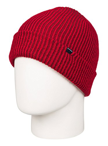 Quiksilver Boys Preference - Cuff Beanie Cuff Beanie Red One Size