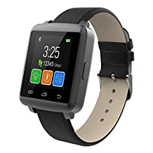 Aicarey SW1402 Bluetooth 4.0 Smart Watch Remote Camera Sleeping Monitoring Wristband Support Multiple Languages Watches