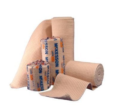Elastic Bandage with Velcro, Compression Wrap, Select Medical (4'' x 5 yards), 10/BX by Select Medical
