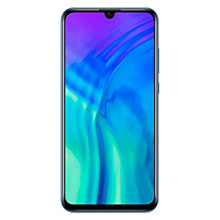 HONOR 20 Lite Dual-SIM 128GB Factory Unlocked (GSM Only, No CDMA) 4G/LTE Smartphone International Version (Phantom Blue)